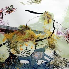 Por Onde Anadamos: Exposição Desenho como área de cultivo, de Lilian Maus – Hashi