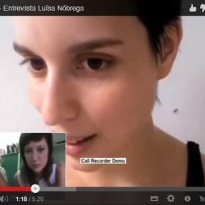 VETOR - Entrevista Luísa Nóbrega