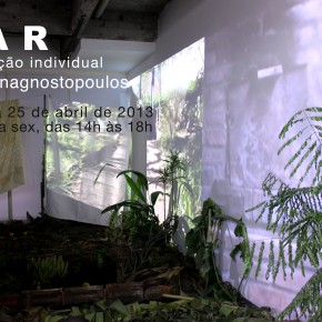 "Exposição ""LAR"", de Tula Anagnostopoulos, no Atelier Subterrânea"