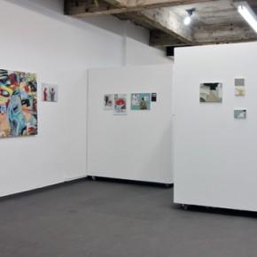 "Exposição ""Pintura"", de Marilice Corona e Raquel Magalhães, na Subterrânea"