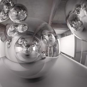Espaços Especulares: exposição de Bruno Borne