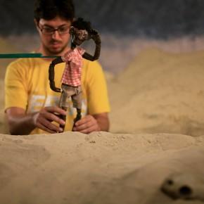 Por onde andamos: James Zortéa faz animação stop-motion do curta-metragem Retirantes