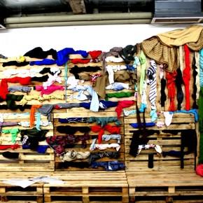 Instalação da artista colombiana Olga Robayo na Subterrânea, até 30 de maio