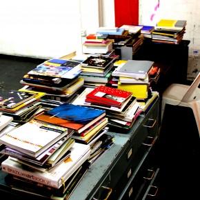 Biblioteca Subterrânea: reorganizações