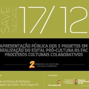 II Jornada da Cultura – Economia e Criatividade